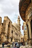 Islamic egypt cairo street view