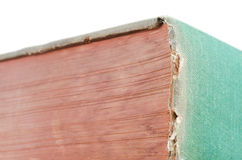 A very old thick book. Stock Photography
