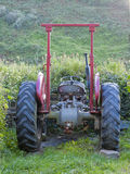 Very Old Tractor Royalty Free Stock Photography