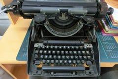 Very Old Typewriter Royalty Free Stock Photo