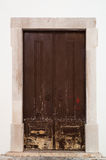 Very old wooden door Royalty Free Stock Photo