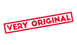 Very Original rubber stamp Royalty Free Stock Photo