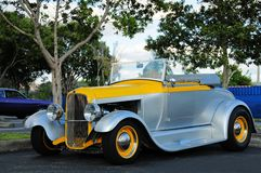 Very rare vehicle Royalty Free Stock Photos