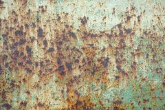 Very rusty, iron, old surface Stock Photos