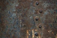 Very rusty iron Stock Image