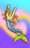 Very Sexy mermaid Royalty Free Stock Photo