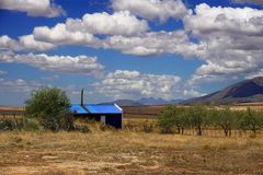 Small House in Southafrica. Very small house in southafrica Royalty Free Stock Photography