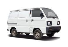 Very small van Stock Photo