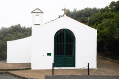 Very Small White Church Stock Images
