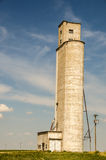 Very Tall Grain Elevator Royalty Free Stock Photos