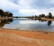 Port Wakefield Picnic Site Royalty Free Stock Photography