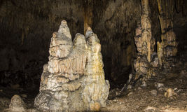 A_Very_Unique_Stalagmite Fotografia Royalty Free
