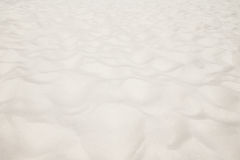 Very white sand. In Brazil, Rio de Janeiro royalty free stock images