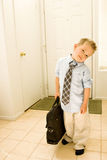 Very Young Businessman Royalty Free Stock Images