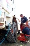 Verzameling Dakar 2009 Argentinië Stock Afbeeldingen