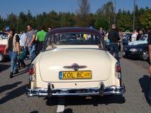 Verzameling van oude auto's Royalty-vrije Stock Foto