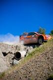 Verzameling van Turkije. WRC Stock Foto