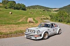 Verzamelingsauto Porsche 911 2.4 Gr. 4 Stock Foto