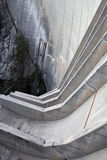 Verzasca_dam_alternative_energy photos stock