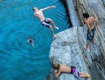 Verzasca River Valley, Switzerland - Brave Royalty Free Stock Photo