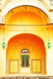 Verzauberndes Nahargarh-Fort Jaipur Rajasthan Indien Stockfotos