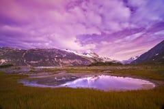 Verzaubertes Alaska Lizenzfreies Stockfoto