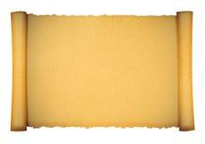 Verzeichnen Sie Papierhintergrund in einer Liste Stockfotografie