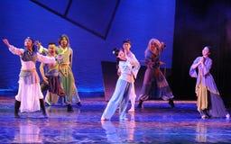 Verzeichnisse-D tanzen Drama die Legende der Kondor-Helden lizenzfreies stockfoto