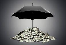 verzekering royalty-vrije illustratie