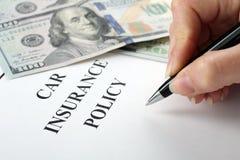 verzekering Royalty-vrije Stock Afbeelding