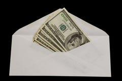 Verzend geld Royalty-vrije Stock Afbeeldingen