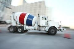 Verzendende vrachtwagen Stock Afbeelding