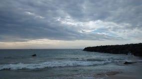Verzendt het zuiden Australische overzees branding Royalty-vrije Stock Foto