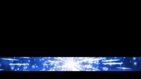 Verzerrungsgeschwindigkeits-Blitzbauchbinde stock video footage