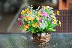Verzierte Blume Stockbilder