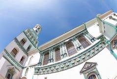 Verzierung des Auferstehungs-neuen Jerusalem-Klosters Lizenzfreies Stockbild