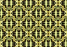 Verzierung-Muster Stockbild