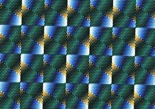 Verzierung-Muster lizenzfreie abbildung