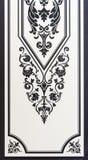 Verzierungsdesign Ornamentalmuster Stockbild