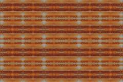 Verzinken Sie des nahtlosen das rostige gewölbte alte Metall Muster-Hintergrundes der Wandbeschaffenheit Lizenzfreies Stockfoto