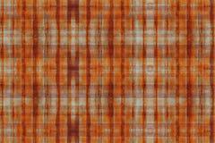 Verzinken Sie des nahtlosen das rostige gewölbte alte Metall Muster-Hintergrundes der Wandbeschaffenheit Stockbilder