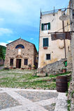 Verzzi, italy Stock Photography