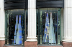 Vesace零售店外部 免版税库存图片