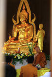 Vesak Ceremony Royalty Free Stock Photo