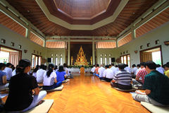 Vesak Ceremony Stock Image
