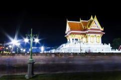 The vesak day in thailand Stock Photos