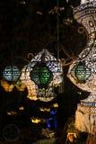Vesak lampion fotografia royalty free