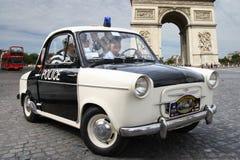 Vespa полиции Стоковое Изображение RF