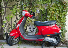 Vespa Royalty Free Stock Photography