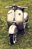 Vespa GS scooter Royalty Free Stock Images